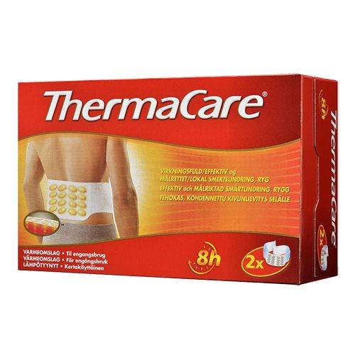 Image of ThermaCare til ryg indeholder - 2 stk.
