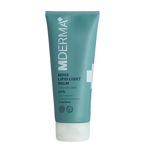 Image of   MDerma MD02 Lipid Light Balm (200 ml)
