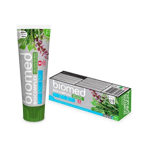 Image of   Organic Beauty Tandpasta Biocomplex Biomed (100 g)