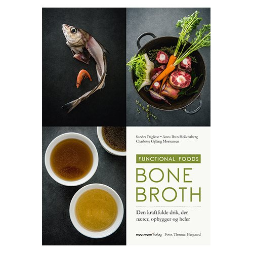 Nordisk Bog Center Bone Broth Bog
