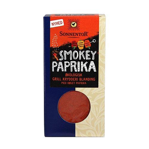 Image of   Sonnentor Smokey Paprika Røget Paprika Ø (70 g)