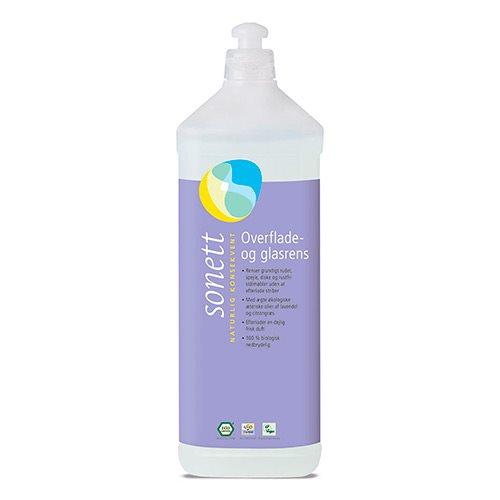 Image of   Glas & overfladerens fra Sonett - 1 liter