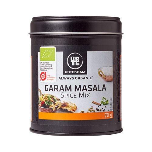 Image of   Urtekram Garam Masala Spice Mix Ø (70 g)