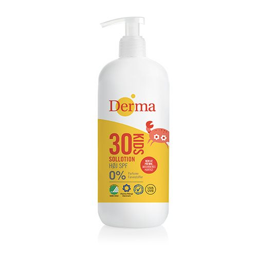 Image of   Derma kids sollotion Spf30 (500 ml)