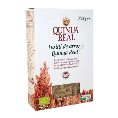 Image of   Pasta fusilli Quinoa Øko - 250 gram