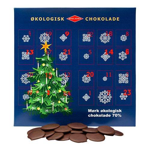 Økoladen chokolade fra Netspiren
