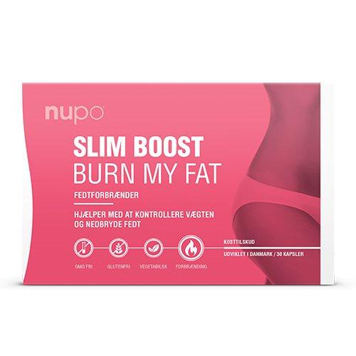Image of   Nupo Slim Boost Burn My Fat (30 kap)