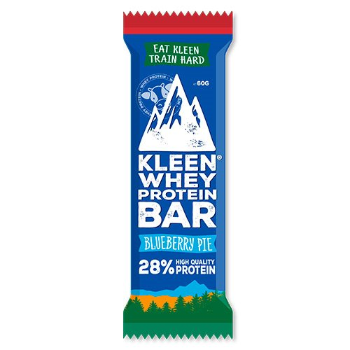 Image of   Kleen Whey Proteinbar Blueberry Pie (60 g)