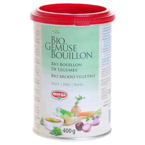 Morga Suisse Grøntsagsbouillon Glutenfri øko