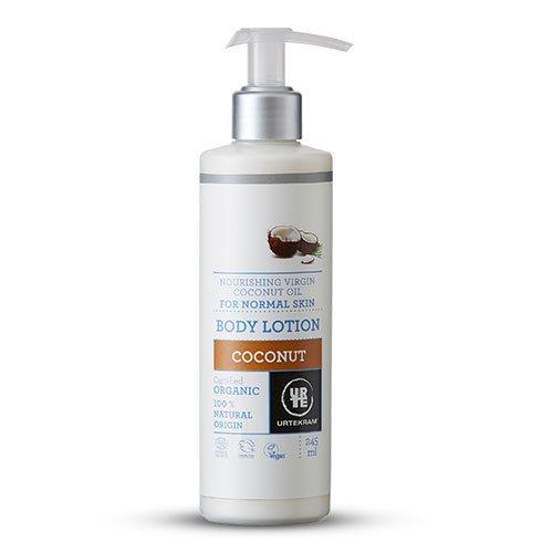 Image of   Coconut Bodylotion fra Urtekram - 245 ml.