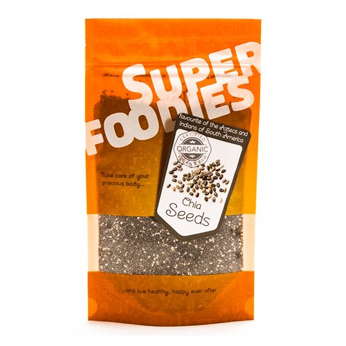Image of Chiafrø økologiske Super Foodies - 100 gram