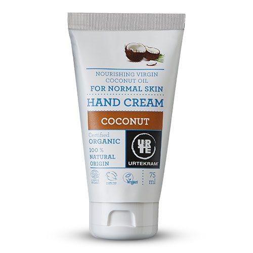 Coconut Håndcreme fra Urtekram - 75 ml.