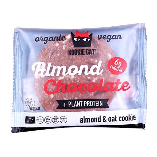Image of   Kookie Cat Mandel Choko Ø (50 g)