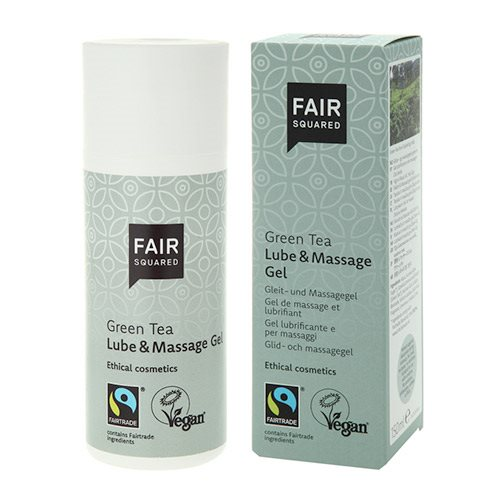 Image of   Glidecreme og massage gel med Grøn Tea