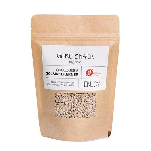 Image of   Guru Snack Solsikkekerner Ø (300 g)