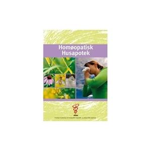 Homøopatisk Husapotek hæfte - 1 stk