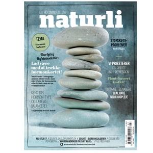 Image of Helsebladet Naturli - Gratis helseblad