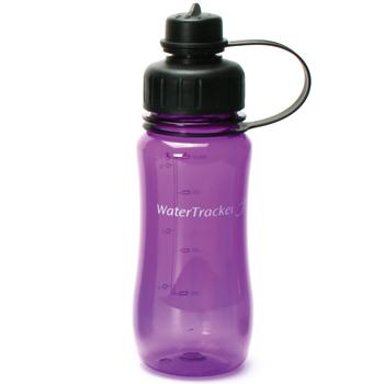 WaterTracker BRIX Drikkedunk Lilla - 500 ml.