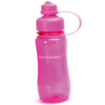 WaterTracker BRIX Drikkedunk Hot Pink - 500 ml.