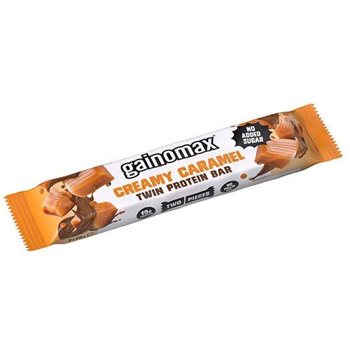 Image of   Gainomax Proteinbar Creamy Caramel Twin (50 g)