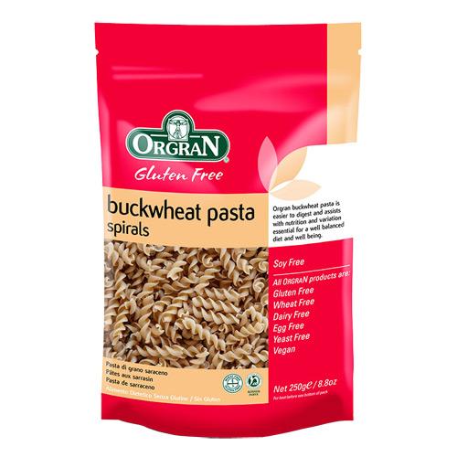 Image of   Boghvede pasta gutenfri - 250 gram