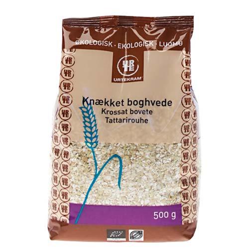 Image of Boghvedegryn Knækket Økologisk - 500 gram