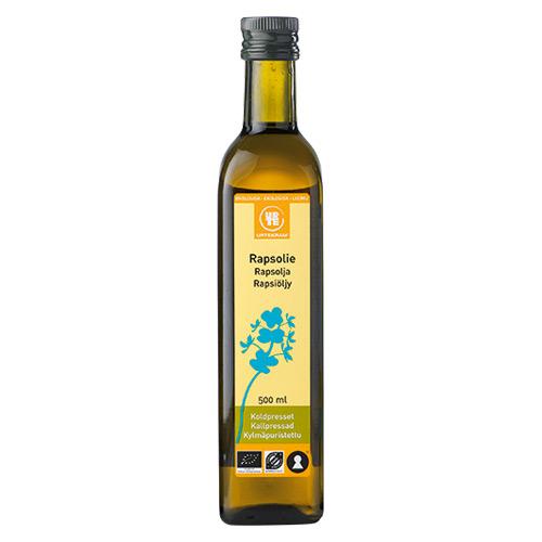 Image of Rapsolie Italiensk koldpresset Økologisk - 500 ml.