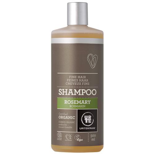 Rosmarin shampo til fint hår - 500 ml.