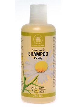 Kamille shampo til blondt hår Urtekram - 250 ml.