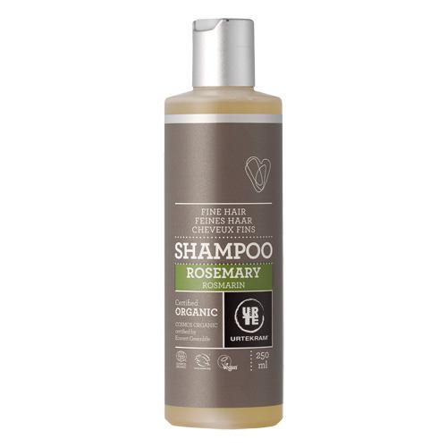 Rosmarin shampo til fint hår - 250 ml.