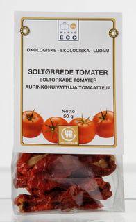 Image of   Tomater soltørrede Økologiske - 50 gram