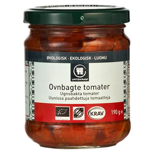 Tomater ovnbagte i olie Økologiske - 190 gram