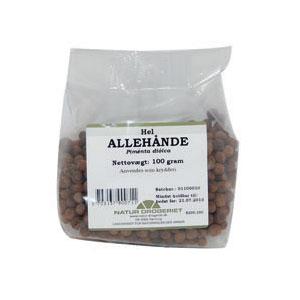 Image of Allehånde hel Naturdrogeriet - 100 gram