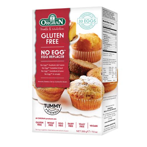Image of No Egg - Æg erstatningsmiddel - 200 gram