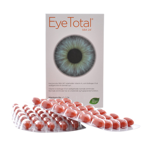 Eye Total SBA 24 fra Anjo - 60 kapsler