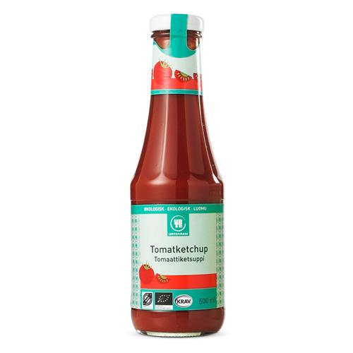 Ketchup Økologisk Urtekram - 500 ml.