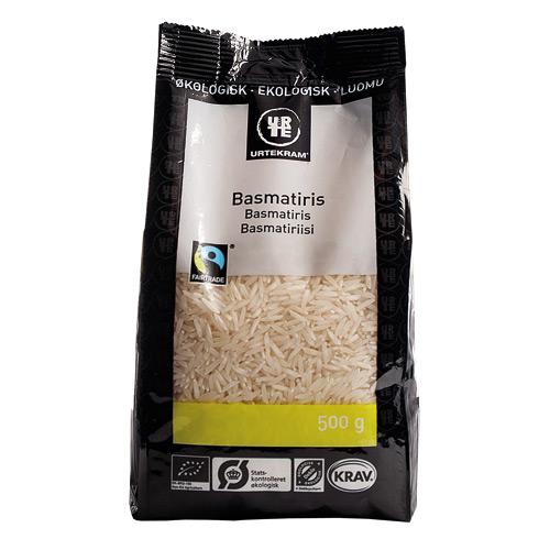 Image of Basmati hvide ris Himalaya Fair Trade Øko - 500 g.