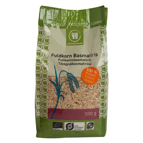 Image of Basmati ris brune Økologiske - 500 gram