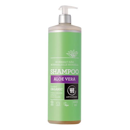 Image of   Aloe Vera shampo til normalt hår - 1000 ml.