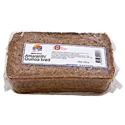 Image of Amaranth og Quinoa rugbrød - 500 gram