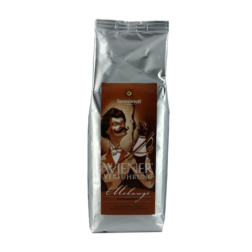 Image of   Kaffebønner hele økologiske - 500 gram