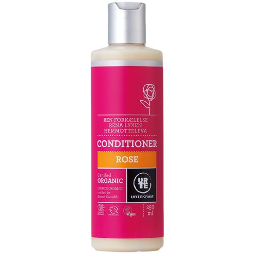 Rose hårbalsam til alle hårtyper Ø - 250 ml.