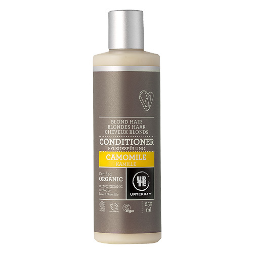 Kamille balsam til blondt hår Urtekram - 250 ml.