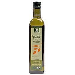 Jomfru olivenolie Økologisk - 500 ml.