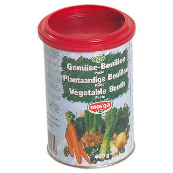Image of Morga grøntsagsbouillon - 400 gram