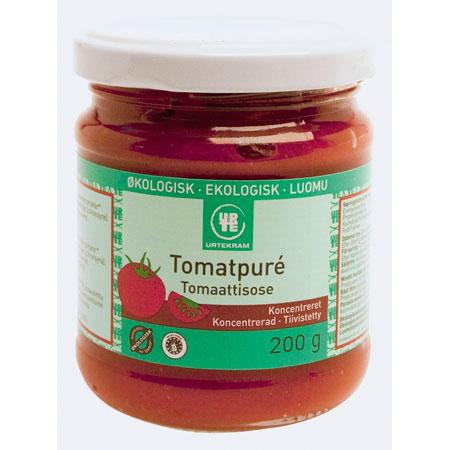 Image of   Tomatpure koncentreret Økologisk 200 gram