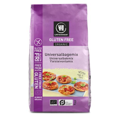 Image of Bagemix universal Glutenfri fra Urtekram Øko 600gr