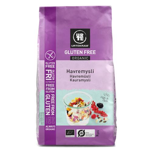 Mysli havre Glutenfri Økologisk - 550 gram