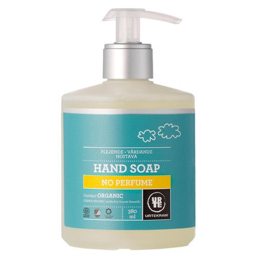 Urtekram No perfume flydende håndsæbe - 380 ml