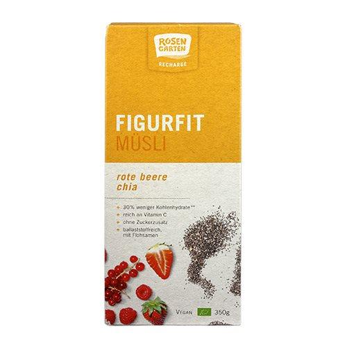 Image of   FigurFit Mysli bær & chiafrø Øko - 350 gram